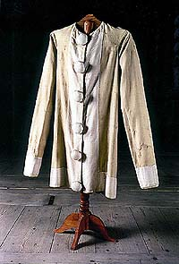 Costumes and props of Castle Theatre in Český Krumlov, theatre costume, around 1760