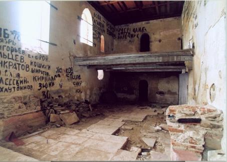 Kostel sv. Mikuláše Boletice, foto Ladislav Pouzar